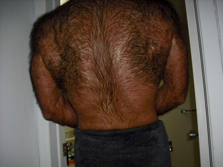 aunty skinny boobs nude